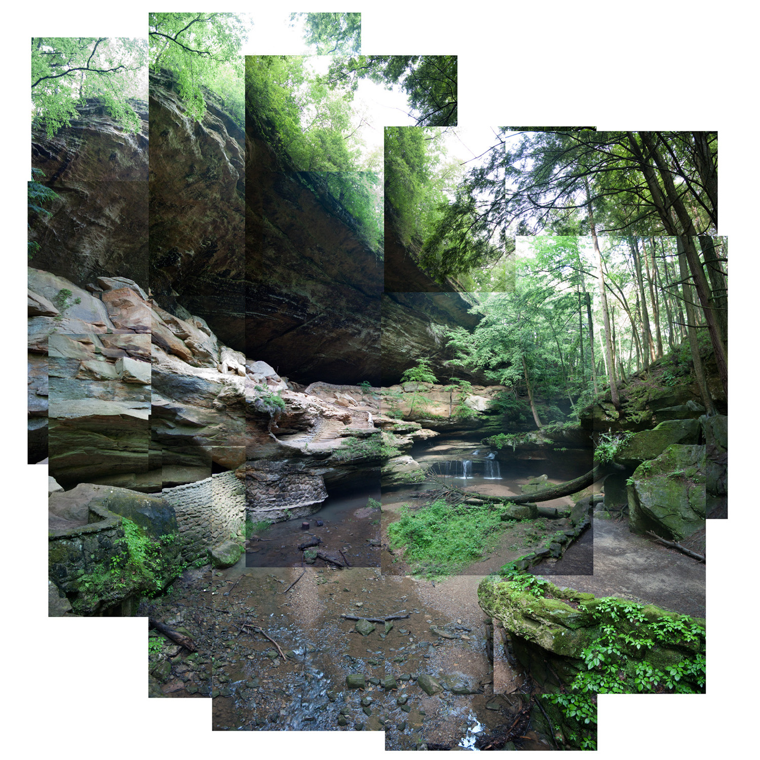 Old Man's Cave, Hocking Hills, OH