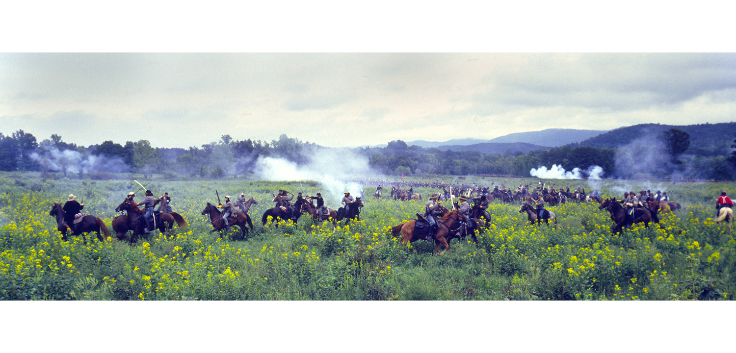 Chickamauga reenactment