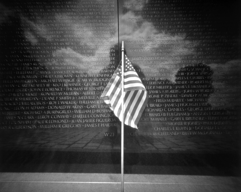 Flag, Vietnam Veterans Memorial