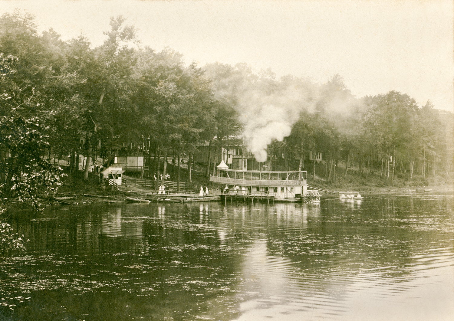 Findley Lake (NY), 1907