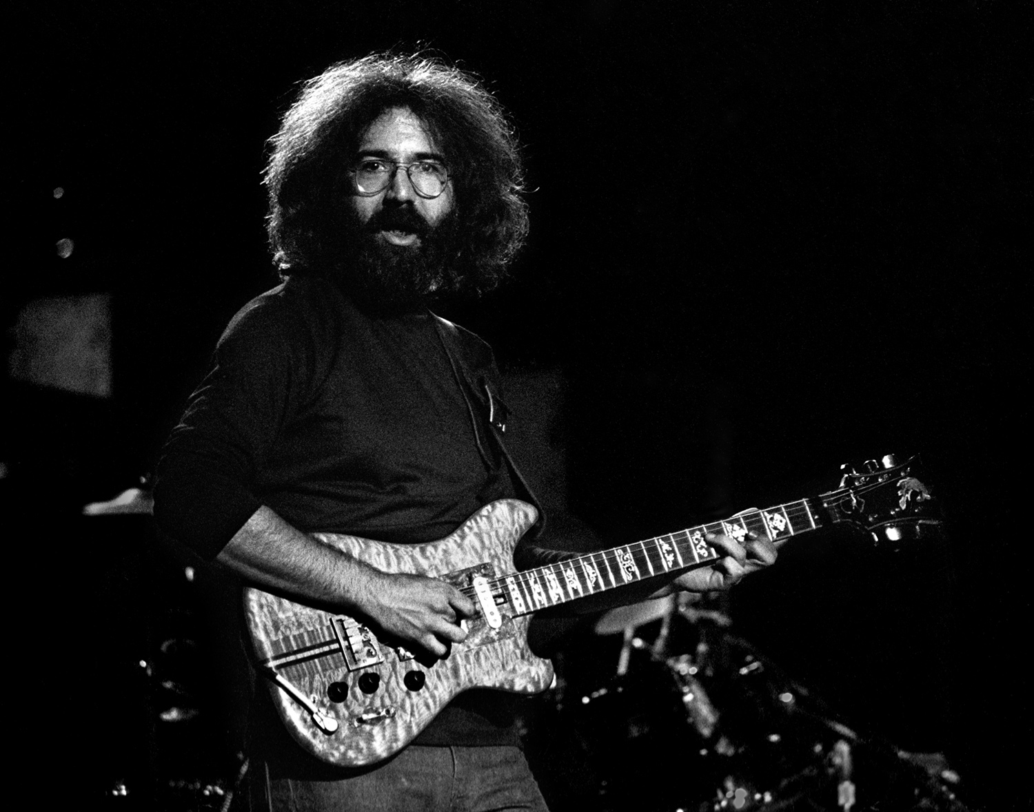 Jerry Garcia St. Louis, MO 1973