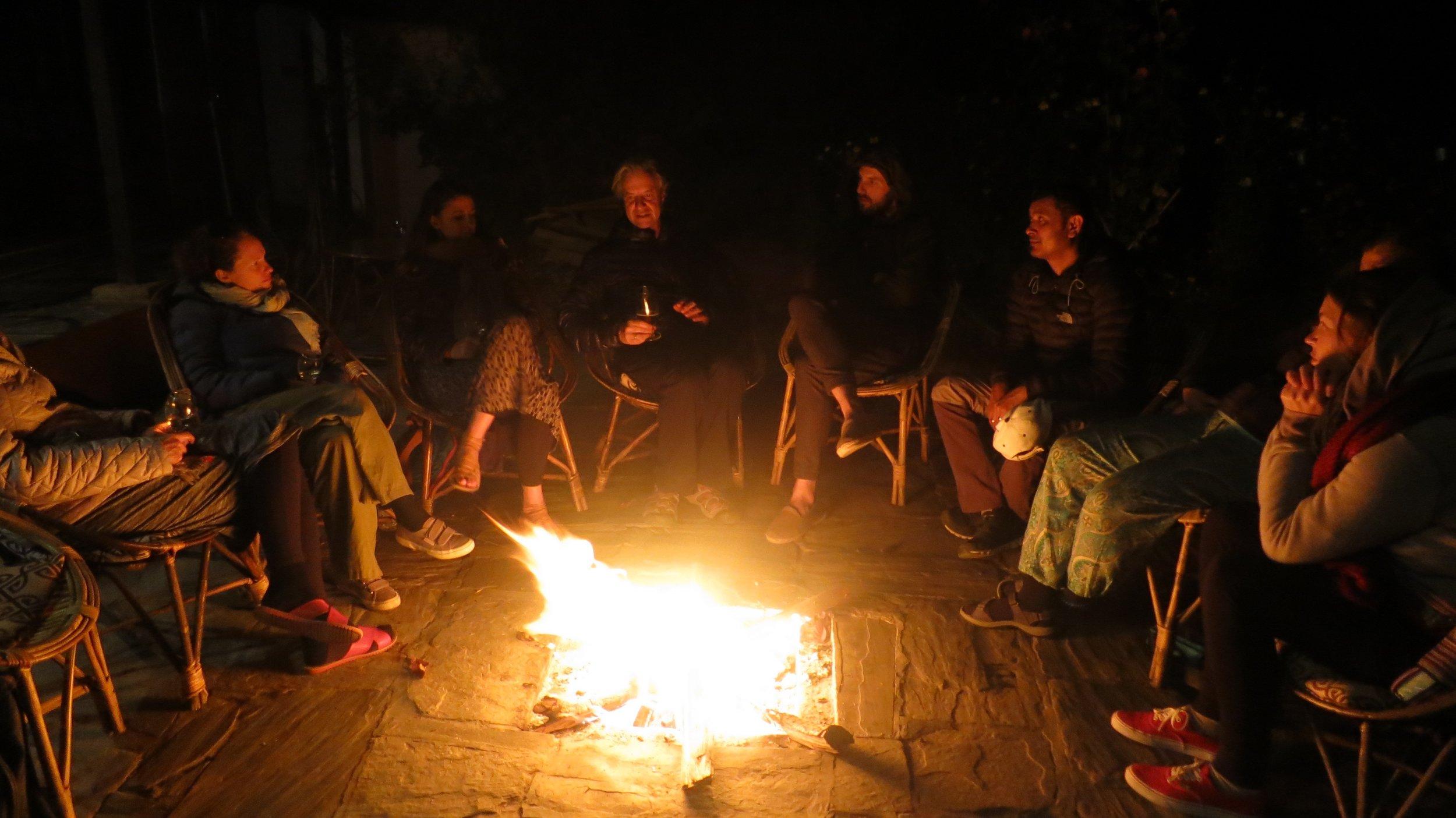 Fireside Namo Buddha.jpg