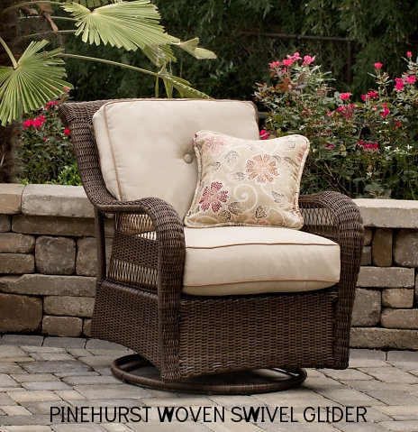 Pinehurst Swivel Glider w 1 Pillow.jpg