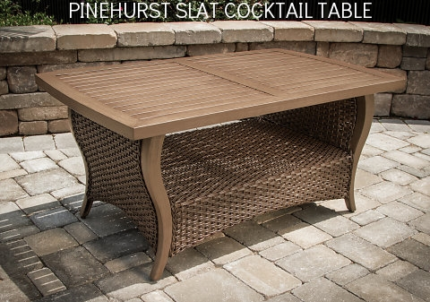 Pinehurst 28 X 47 Alum Slat Coffee Table.jpg