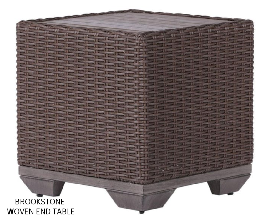 GATHERCRAFT 2018 BROOKSTONE WOVEN DEEP SEATING (Side Table).png