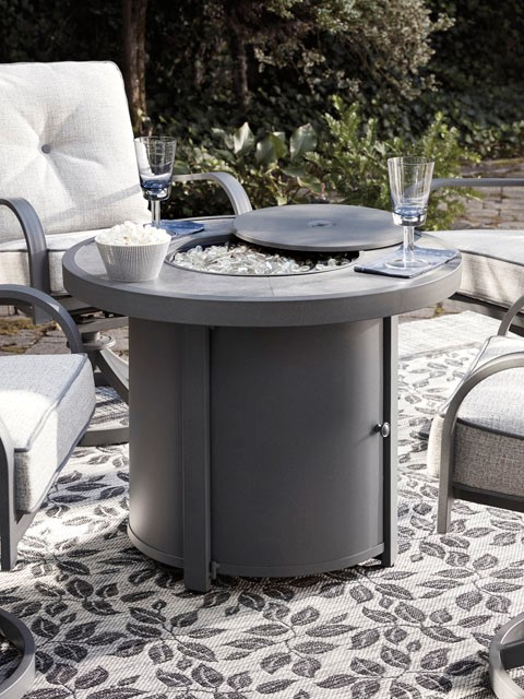 SPRING DEW FIRE PIT TABLE