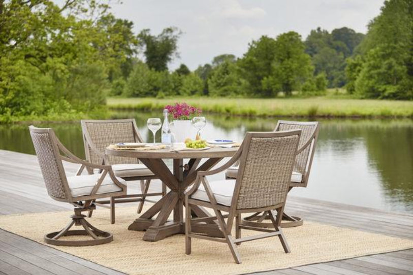 ART 2019 SUMMER CREEK WOVEN DINING SET, GROUP.jpg