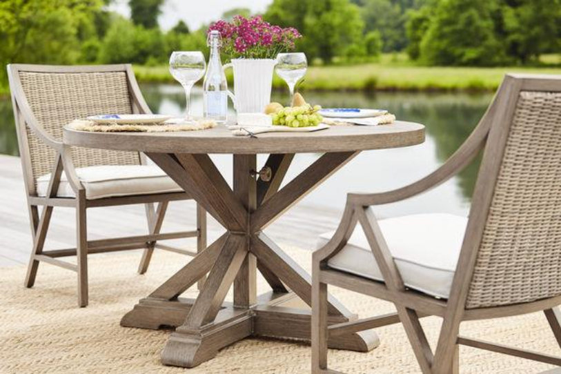 ART SUMMER CREEK DINING SET