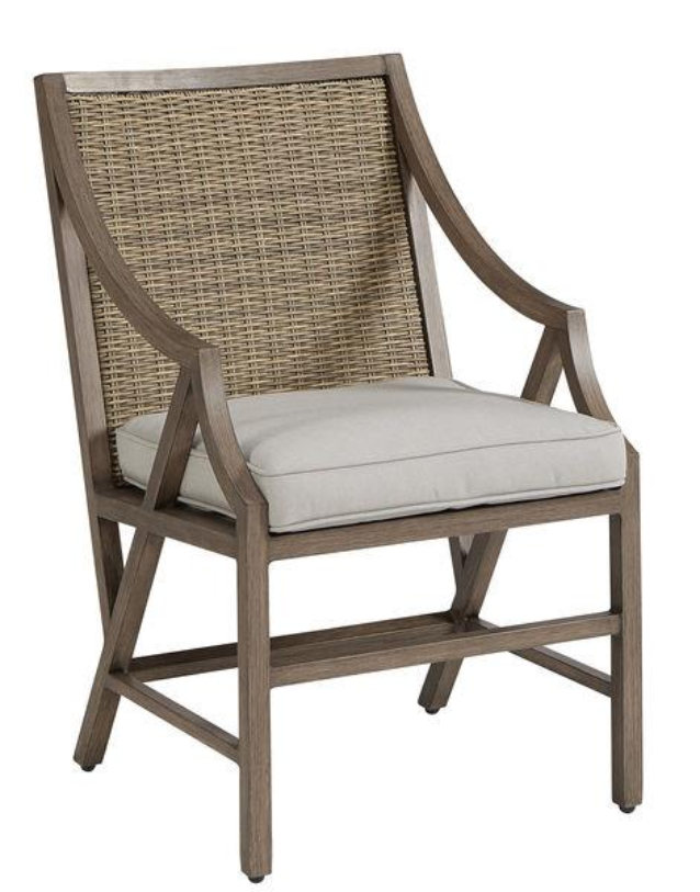 ART SUMMER CREEK DINING CHAIR WITH PAD