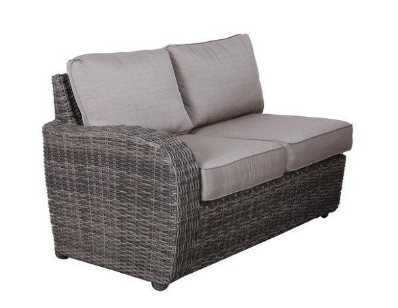Brunswick Right Arm Loveseat for Sectional