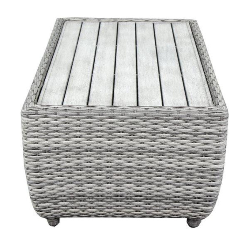 Brunswick Coffee Table with Slat Top