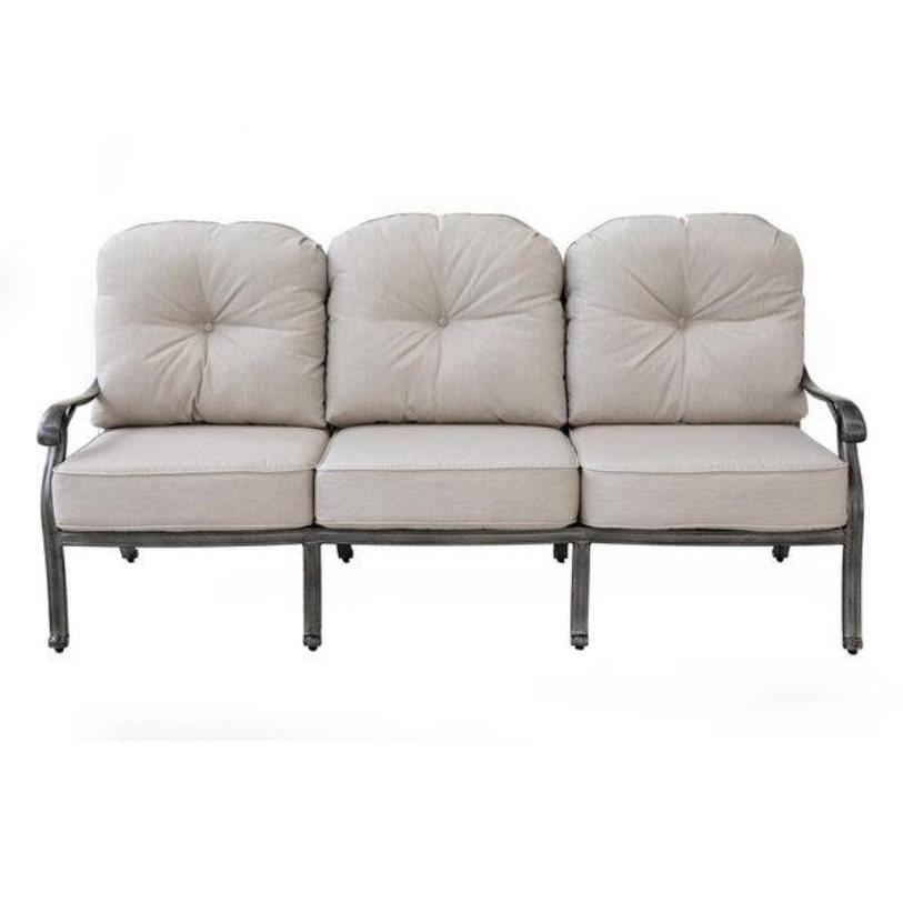 Macan Cast Deep Seating Sofa