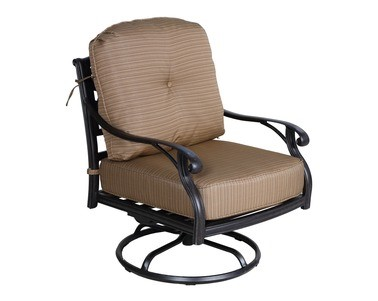 CASTLE ROCK SWIVEL ROCKER