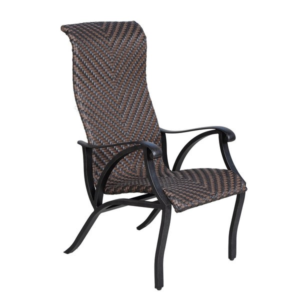 Castle Rock Woven Dining Chair