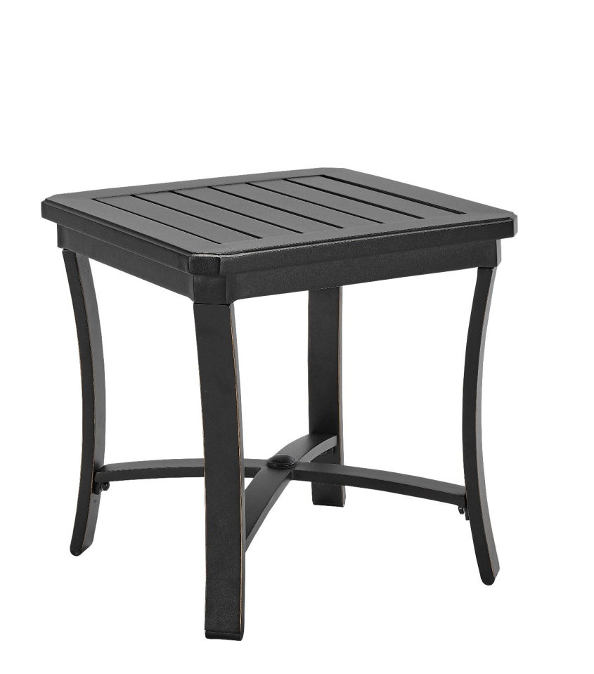 RALEIGH CAST END TABLE