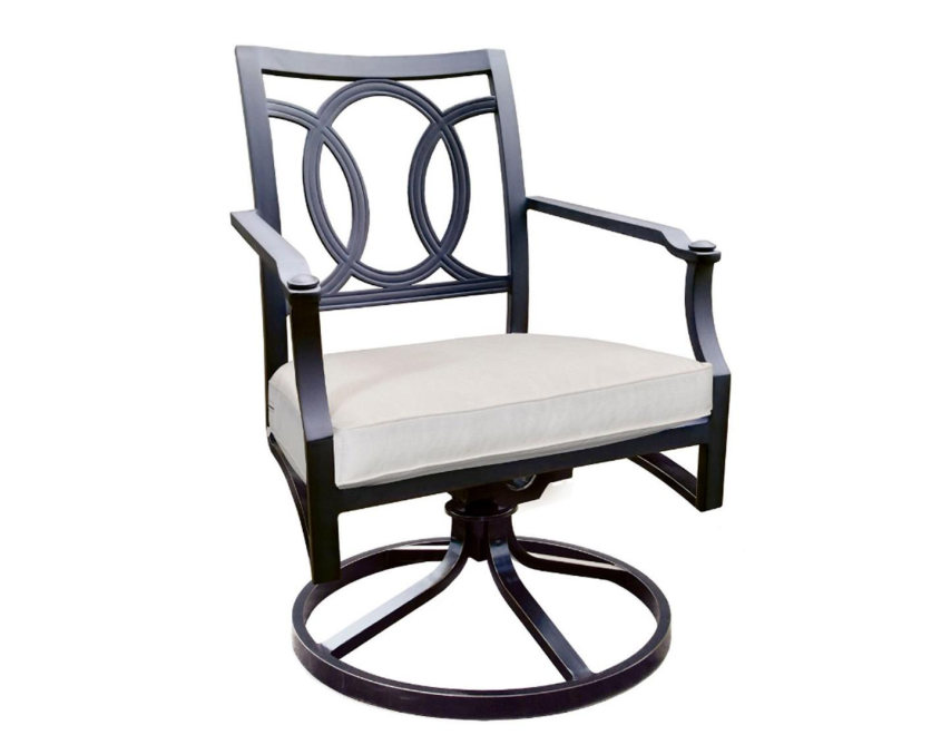 RALEIGH DINING SWIVEL CHAIR