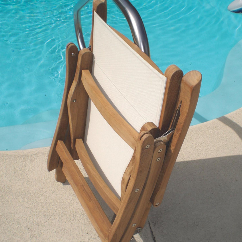 Copy of FLORIDA 5 POSITION SLING CHAIR