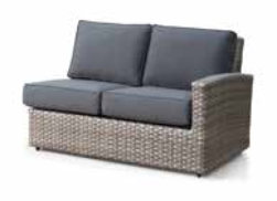 LEFT LOVESEAT SECTIONAL