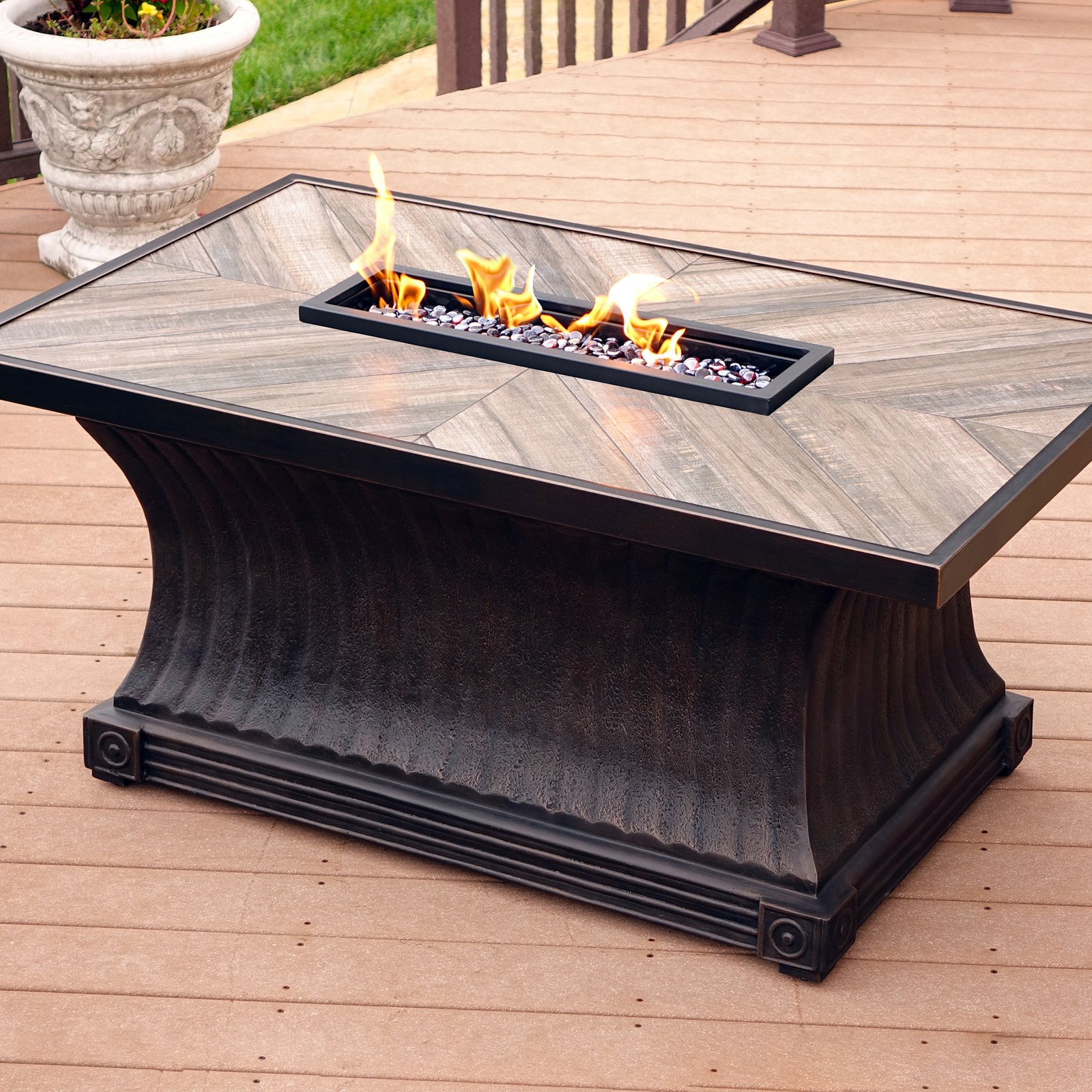 Burnella Outdoor Round Fire Pit Table 1.jpg