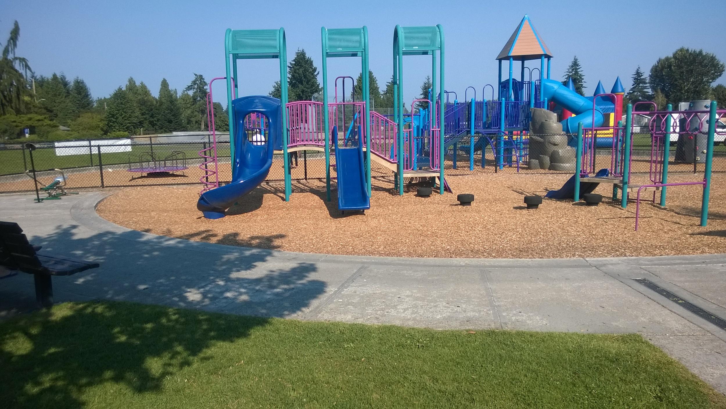 Nearby Paramount School Park