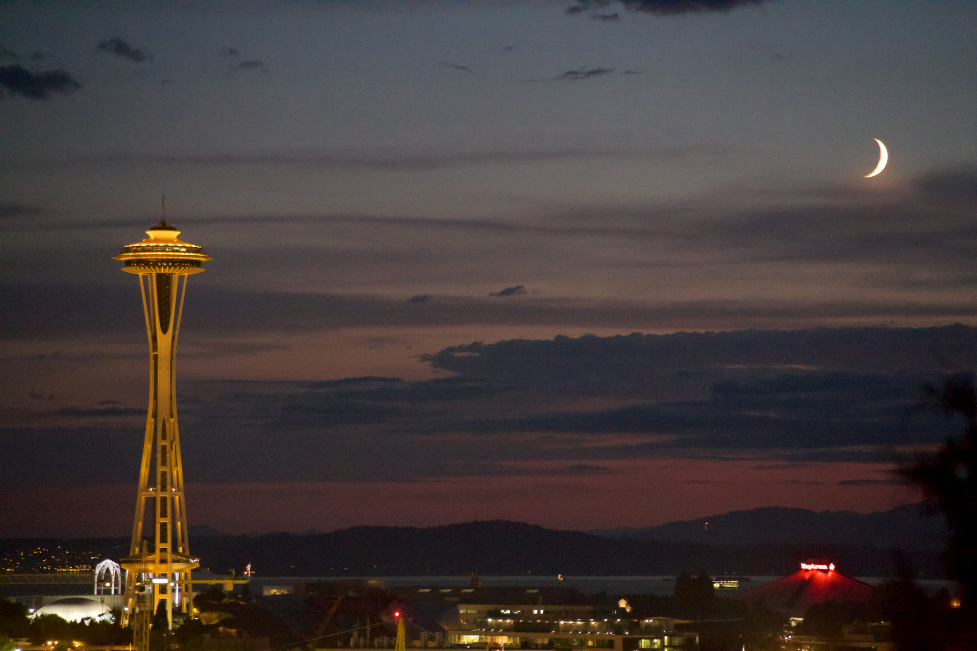 sunset view to space needle with moon.jpg