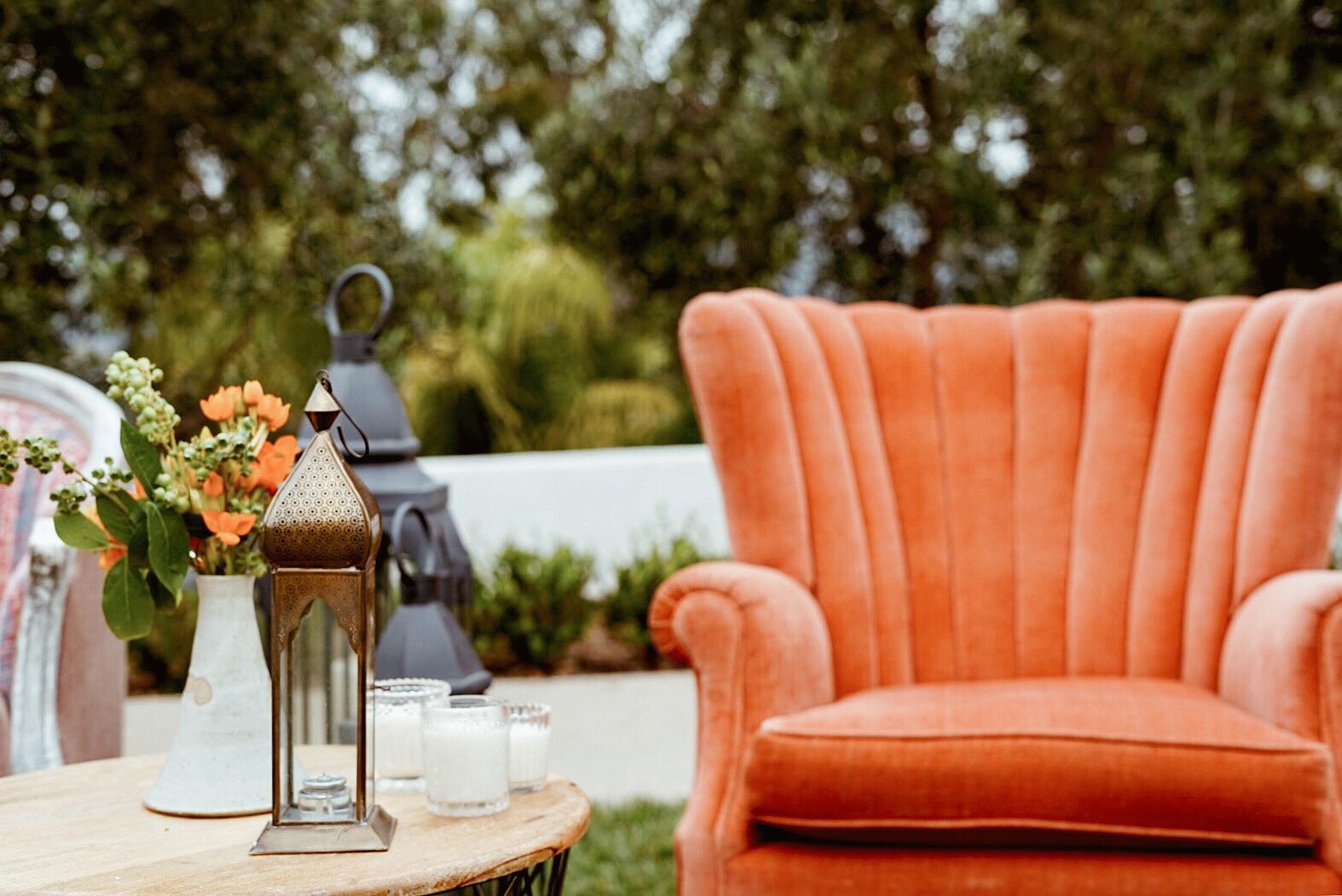 weddings more orange chair.JPG