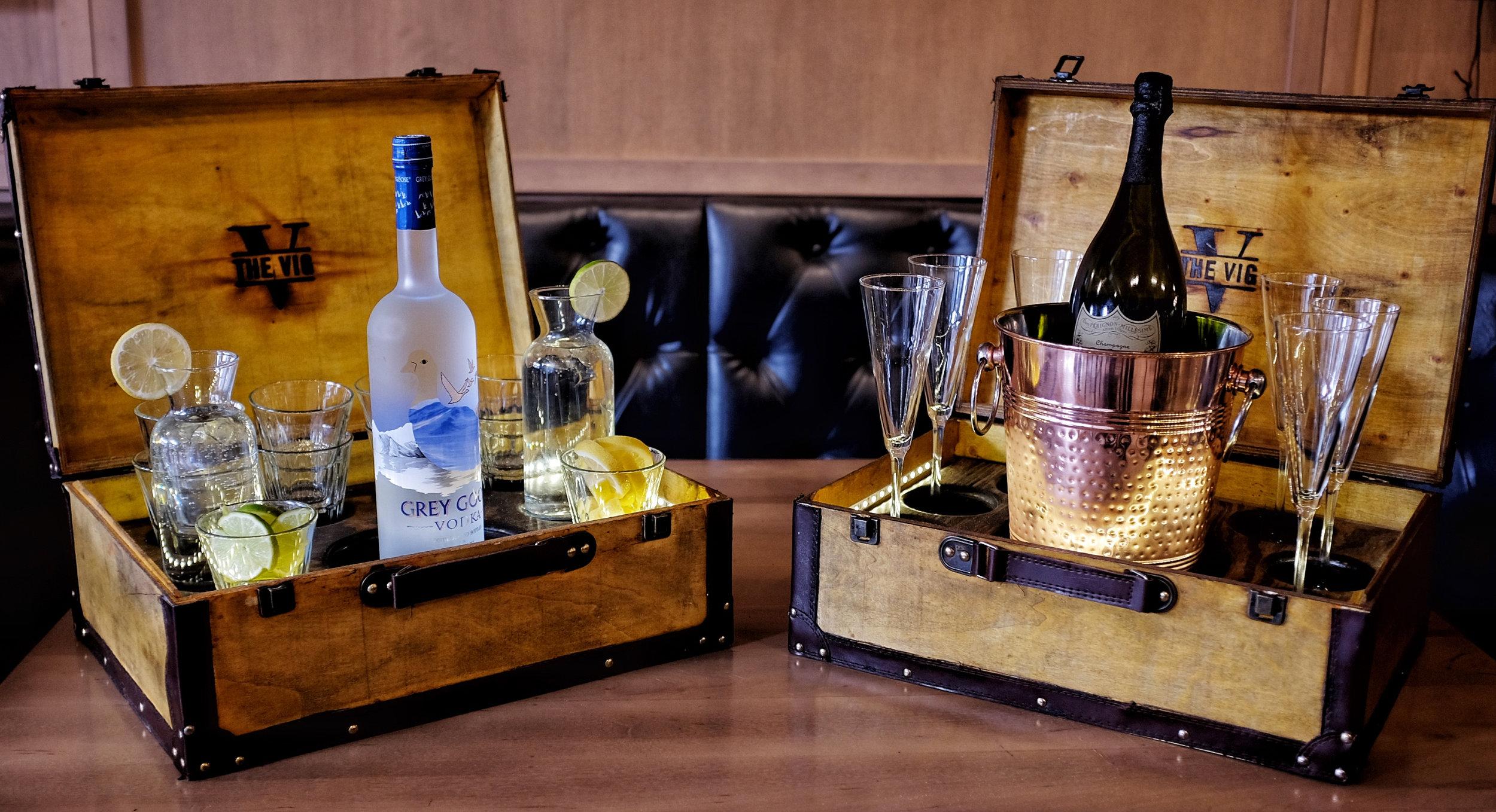 Bottle Service -
