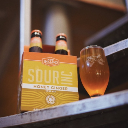NEW HOLLAND - SOUR HONEY GINGER