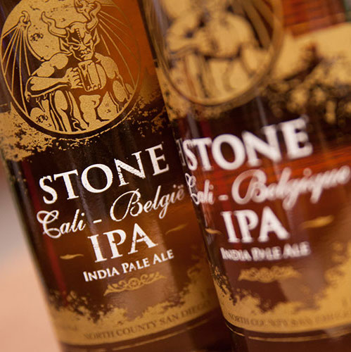 STONE BREWING - CALI-BELGIQUE IPA