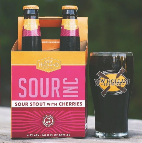 NEW HOLLAND - SOUR INC. CHERRY