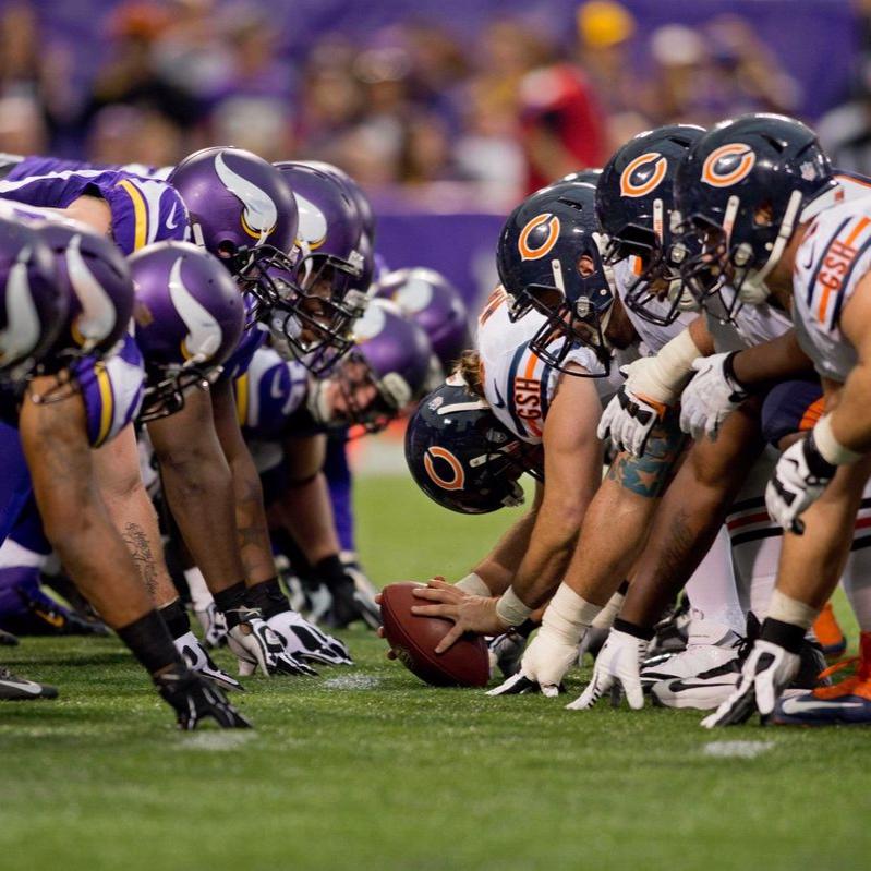 sundaydecember 29TH - Week 17- Awayvs. Minnesota VikingsKickoff @ Noon