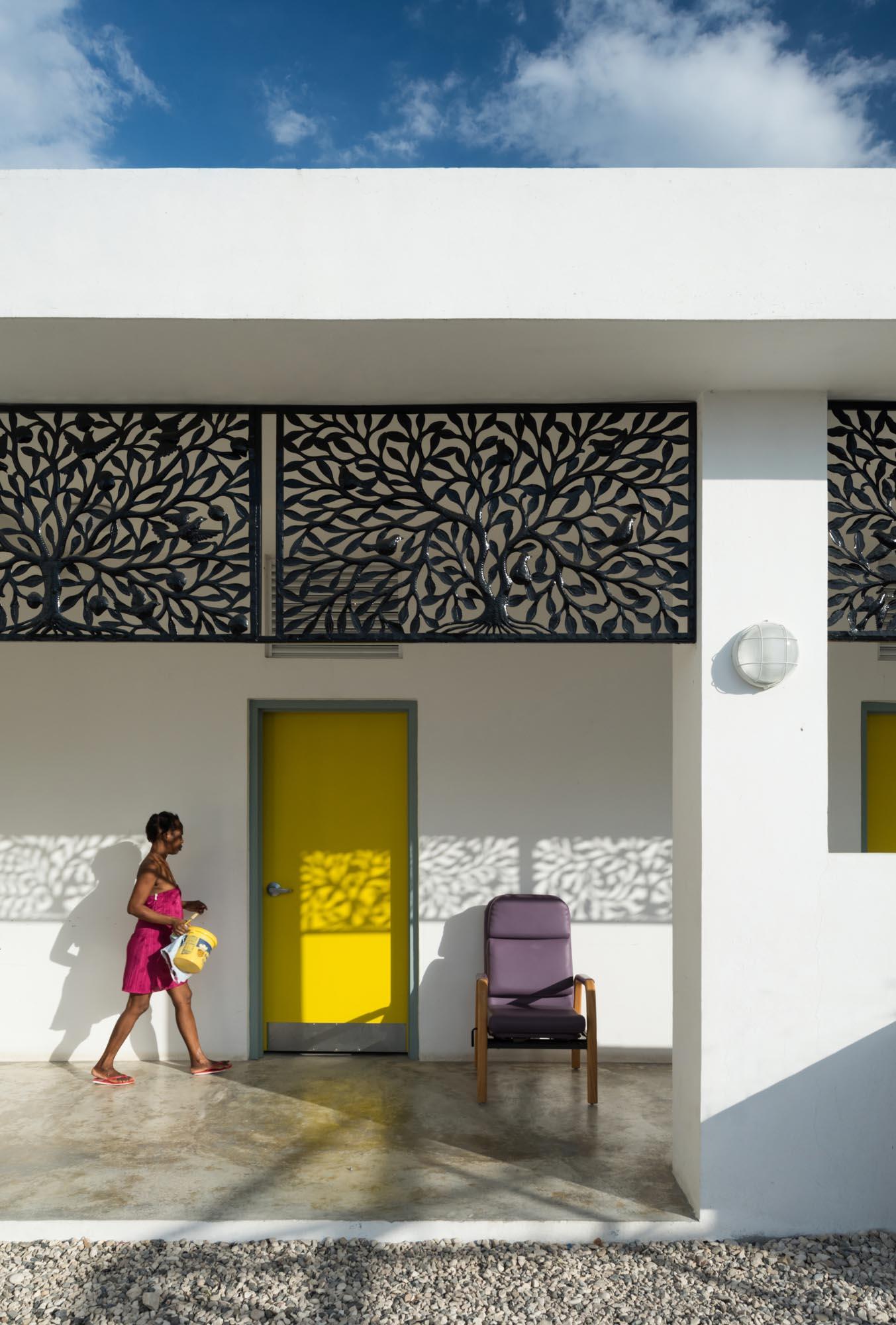Hôpital Universitaire de Mirebalais - Maternity