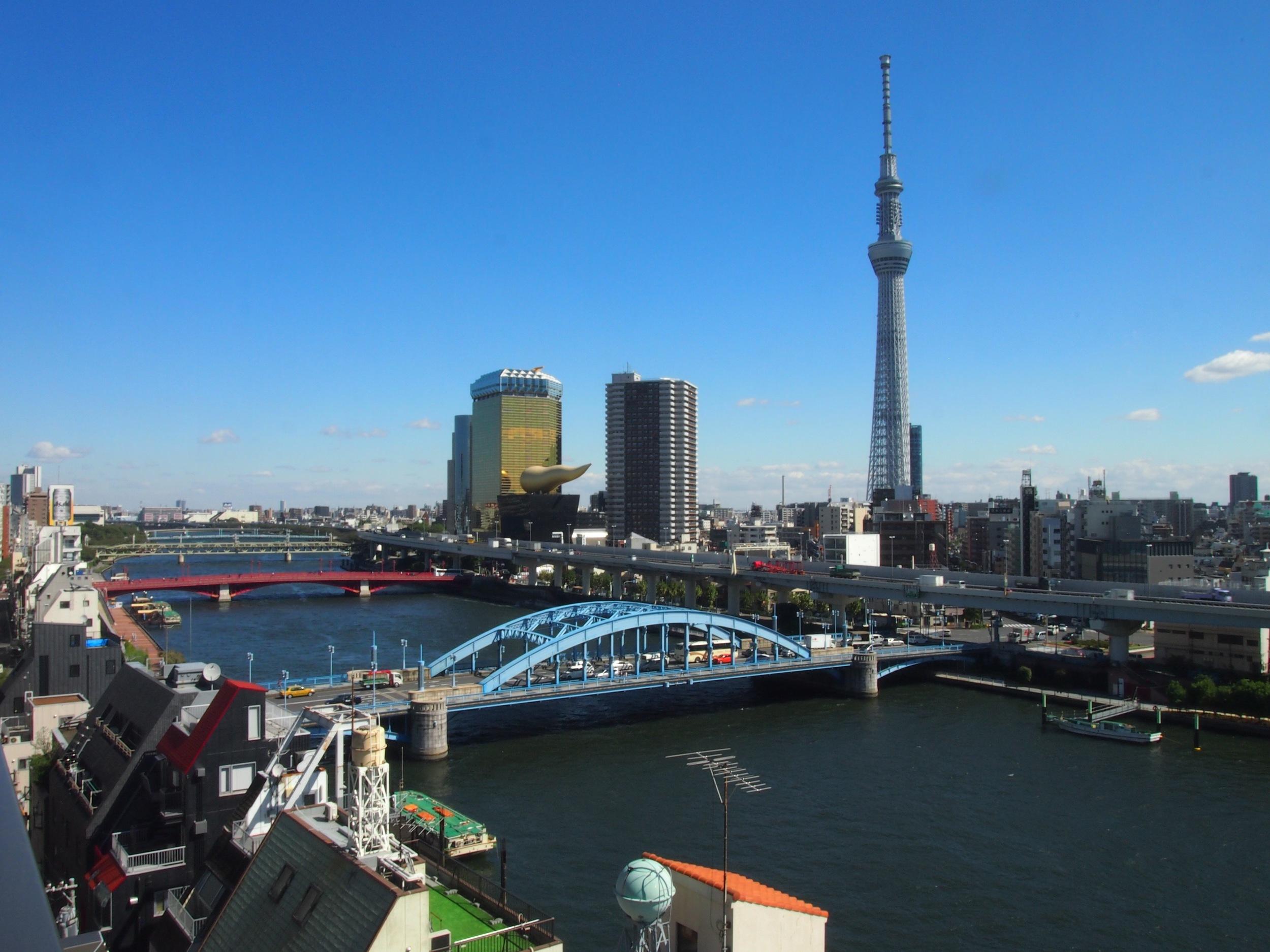 TOKYO SKYLINE PHOTO® PRAVASSA