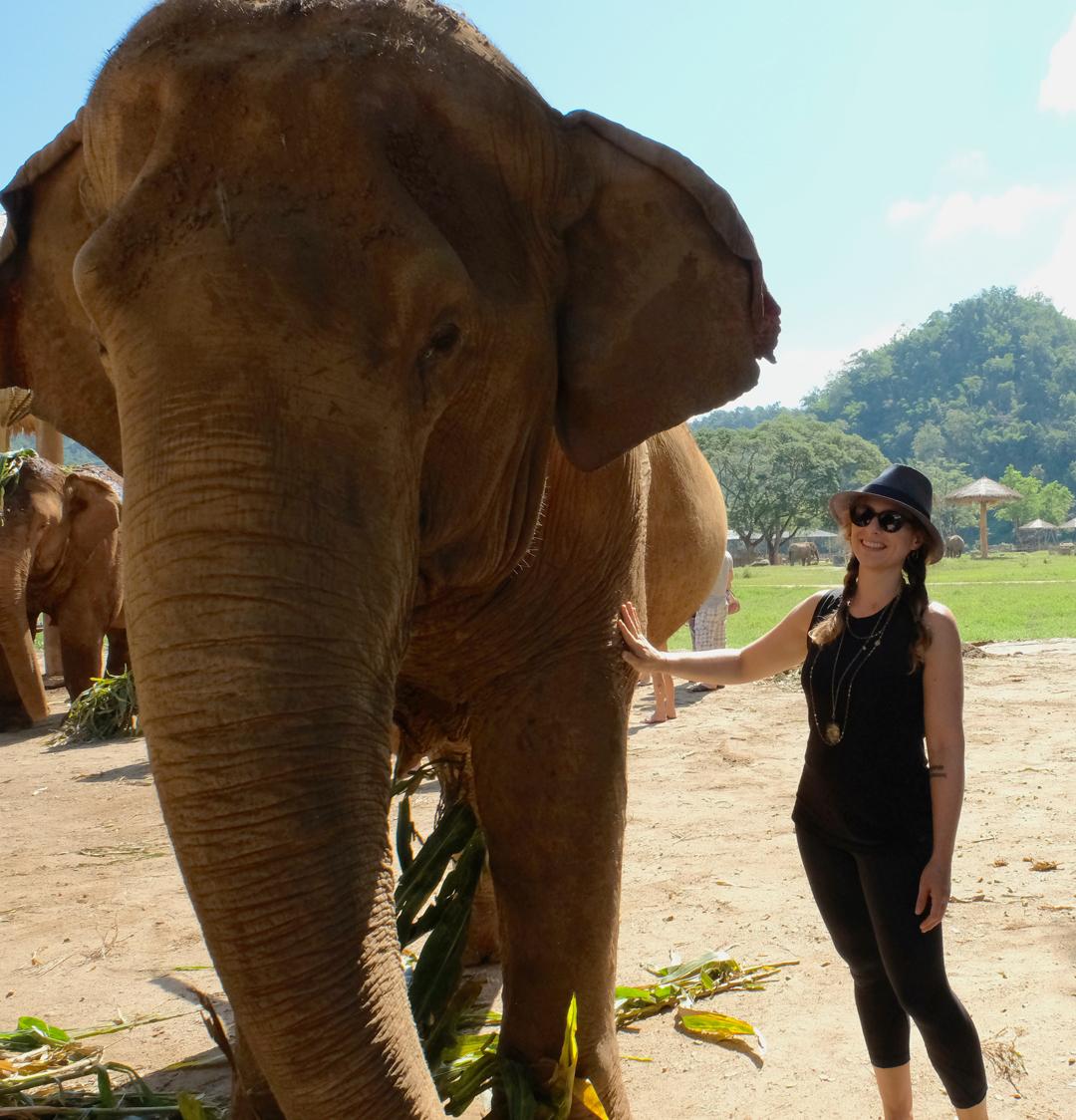 Linden in Thailand   photo: @sfreneenyc for Pravassa