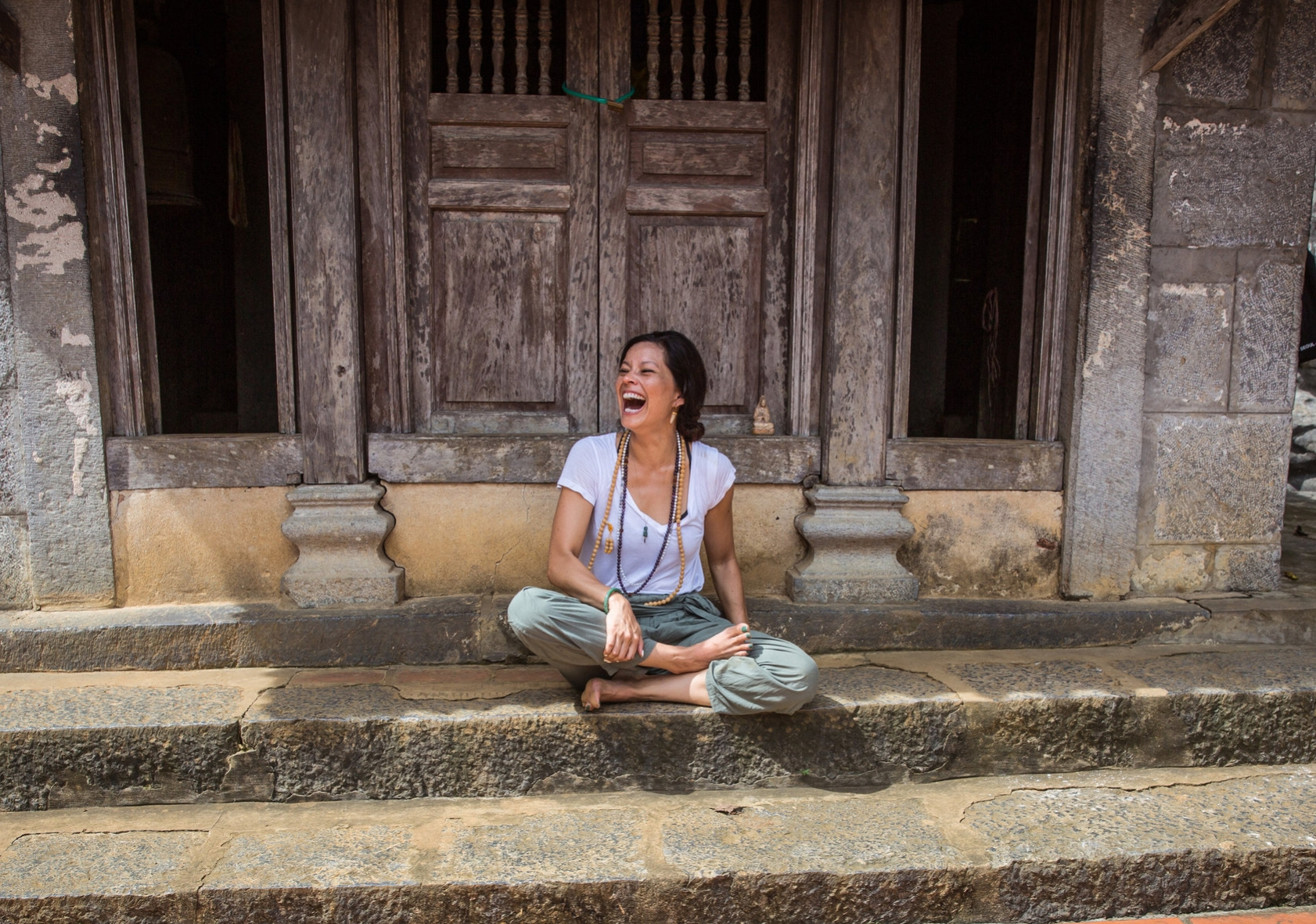 LENA FRANKLIN IN VIETNAM WITH PRAVASSA | PHOTO MADELINE PENFOLD