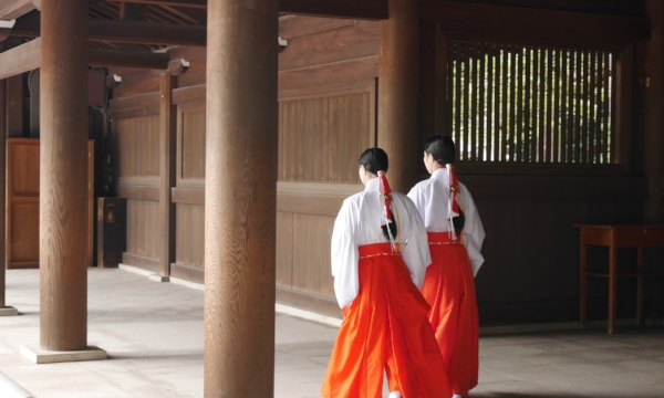 "For  spiritual seekers  in search of tranquil relaxation amidst a series of shinto shrines known as the ""soul of japan""."