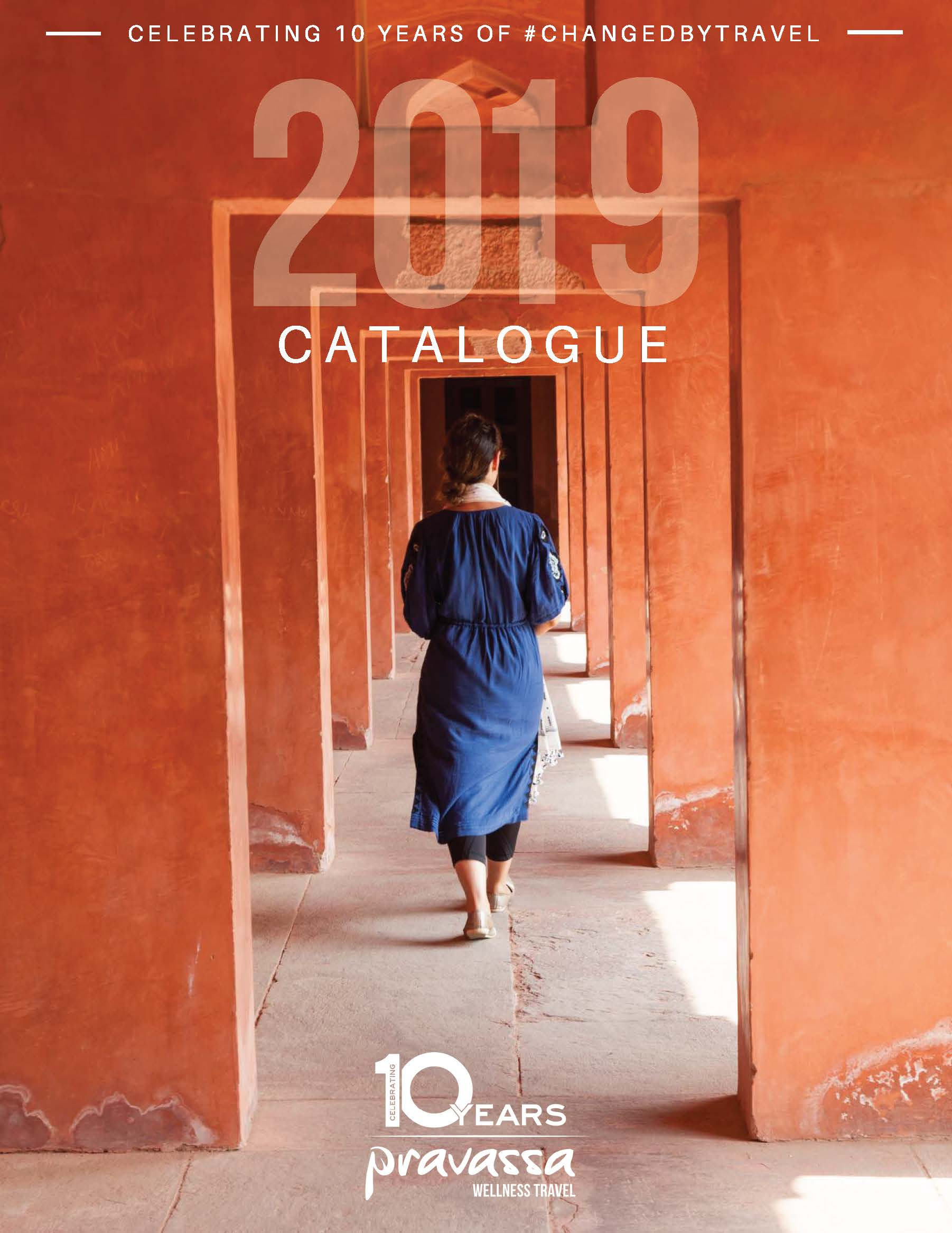 Request our current wellness travel catalogue -