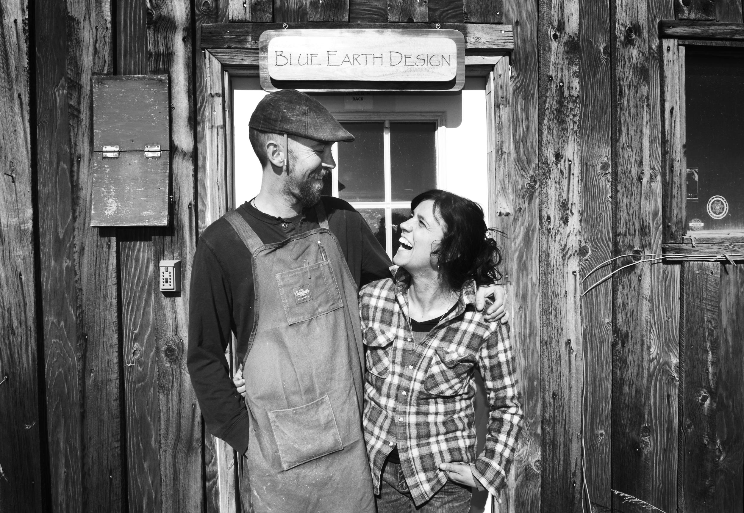Adam and Cristina  photo credit: Dara Blumenhein