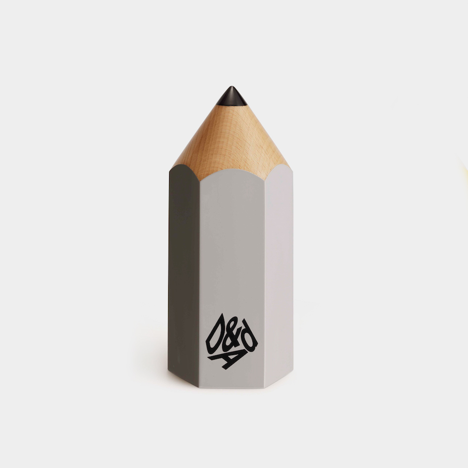 D&AD Pencil Winner - Winner of the exclusive D&AD Graphite Pencil for product design alongside Apple's iPhone X and Google's Home Pod.