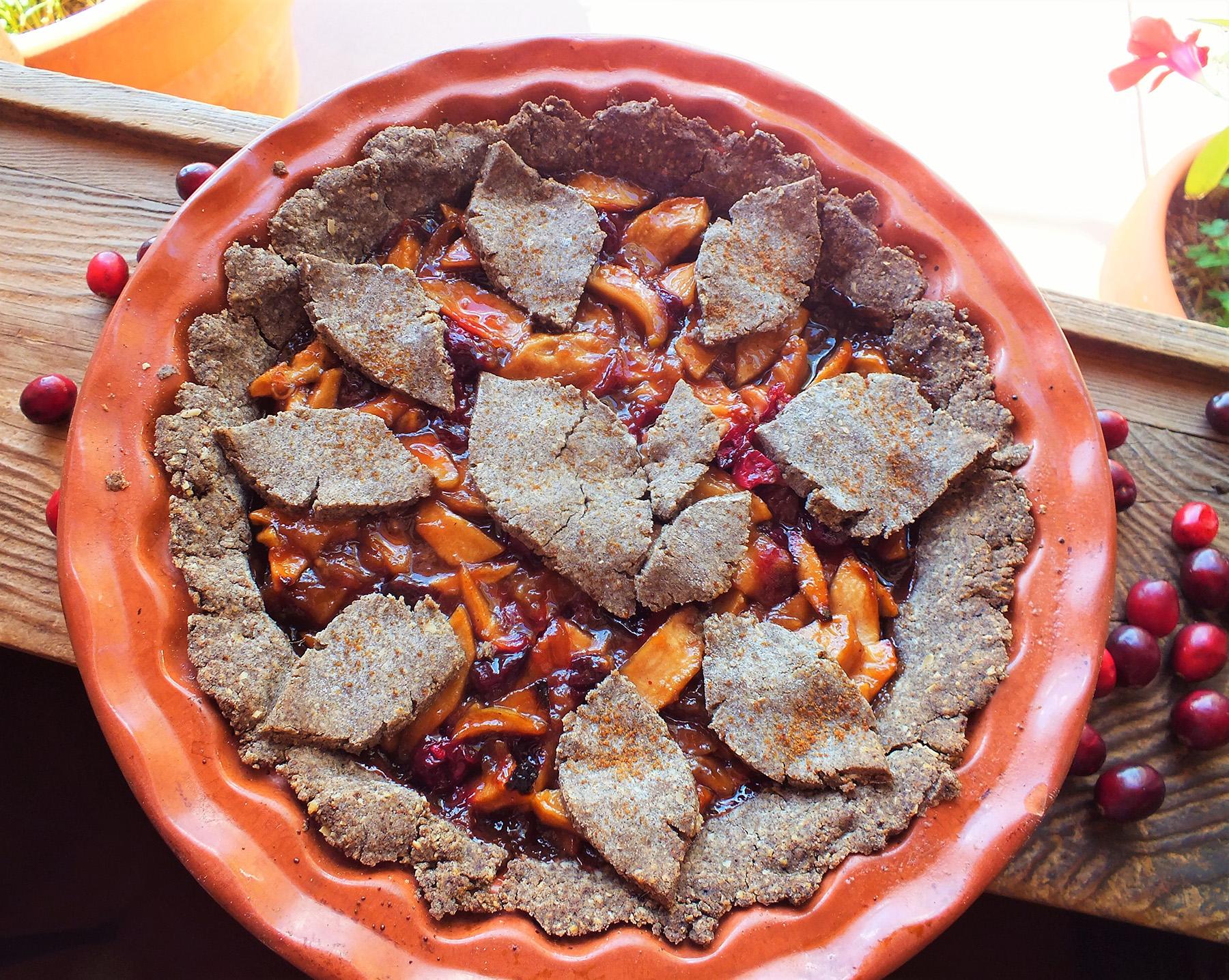 Winter Radiance Pie
