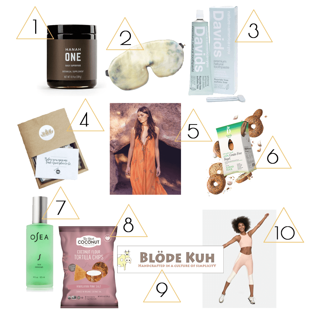 top products for june