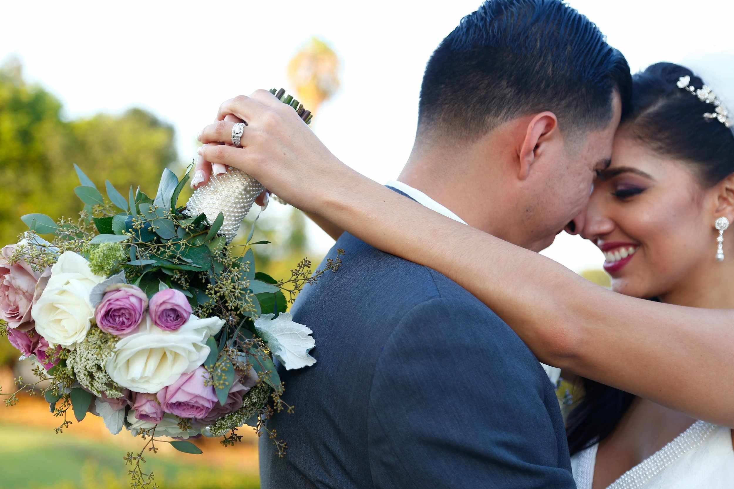 Beautiful Wedding photography inland empire