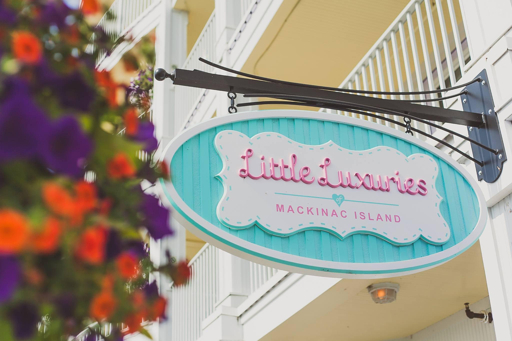 Little Luxuries of Mackinac Island