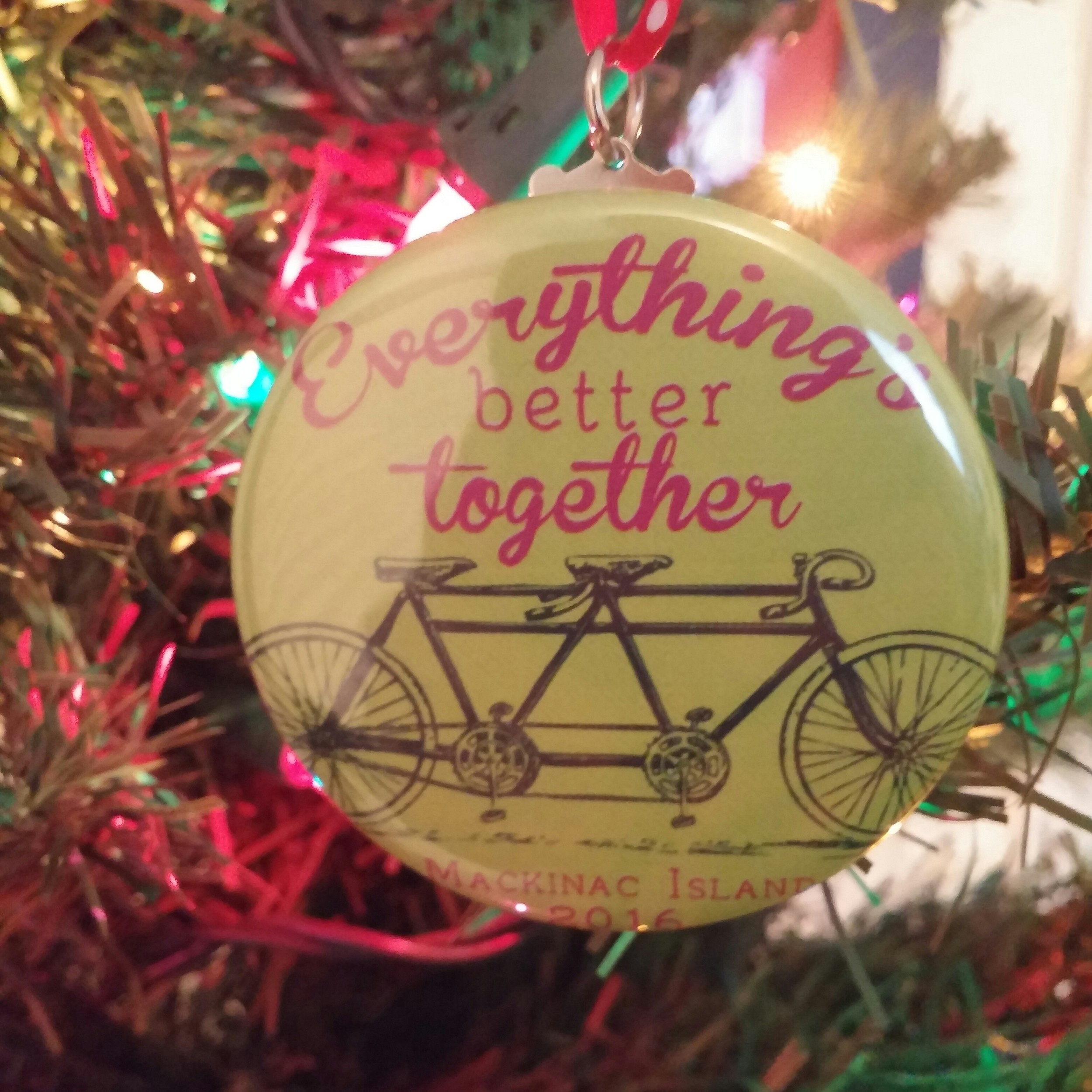 CB - Everything's Better Tandem