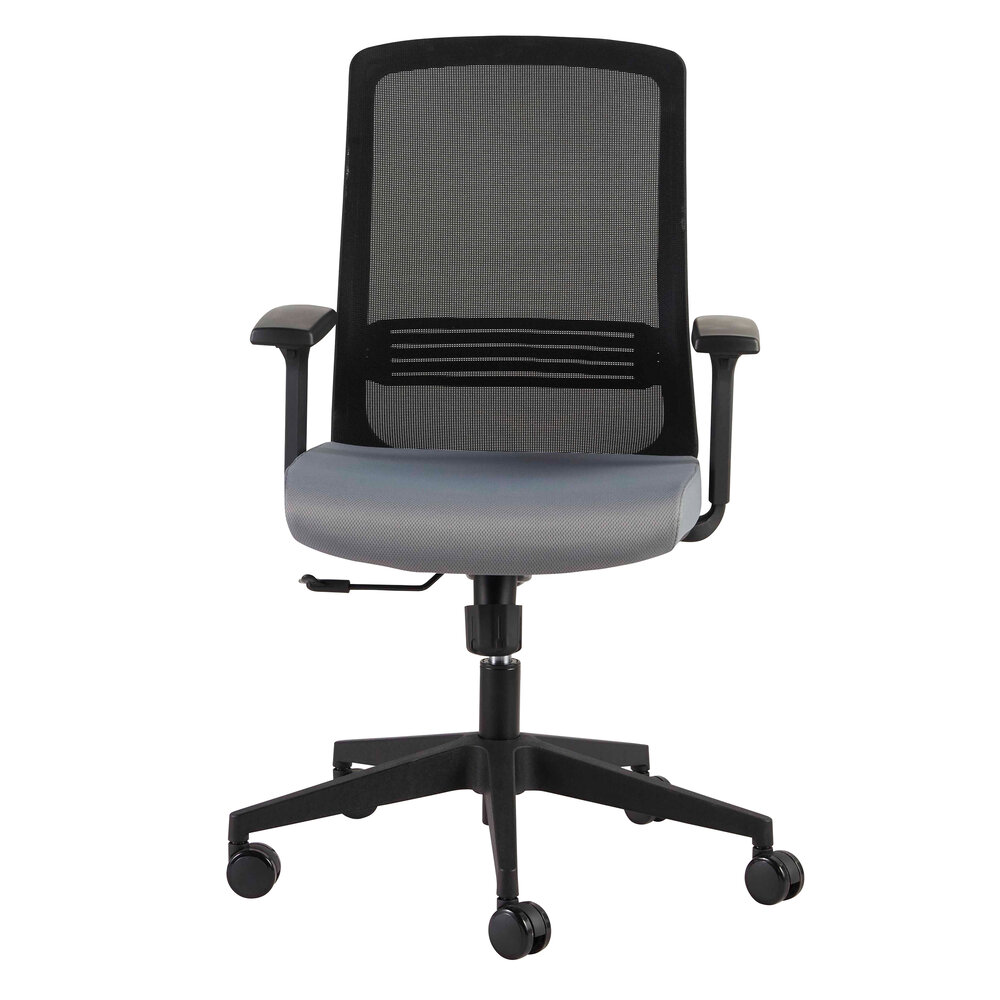 Workplace Solutions Spiro Office Chair With Adjustable Arms