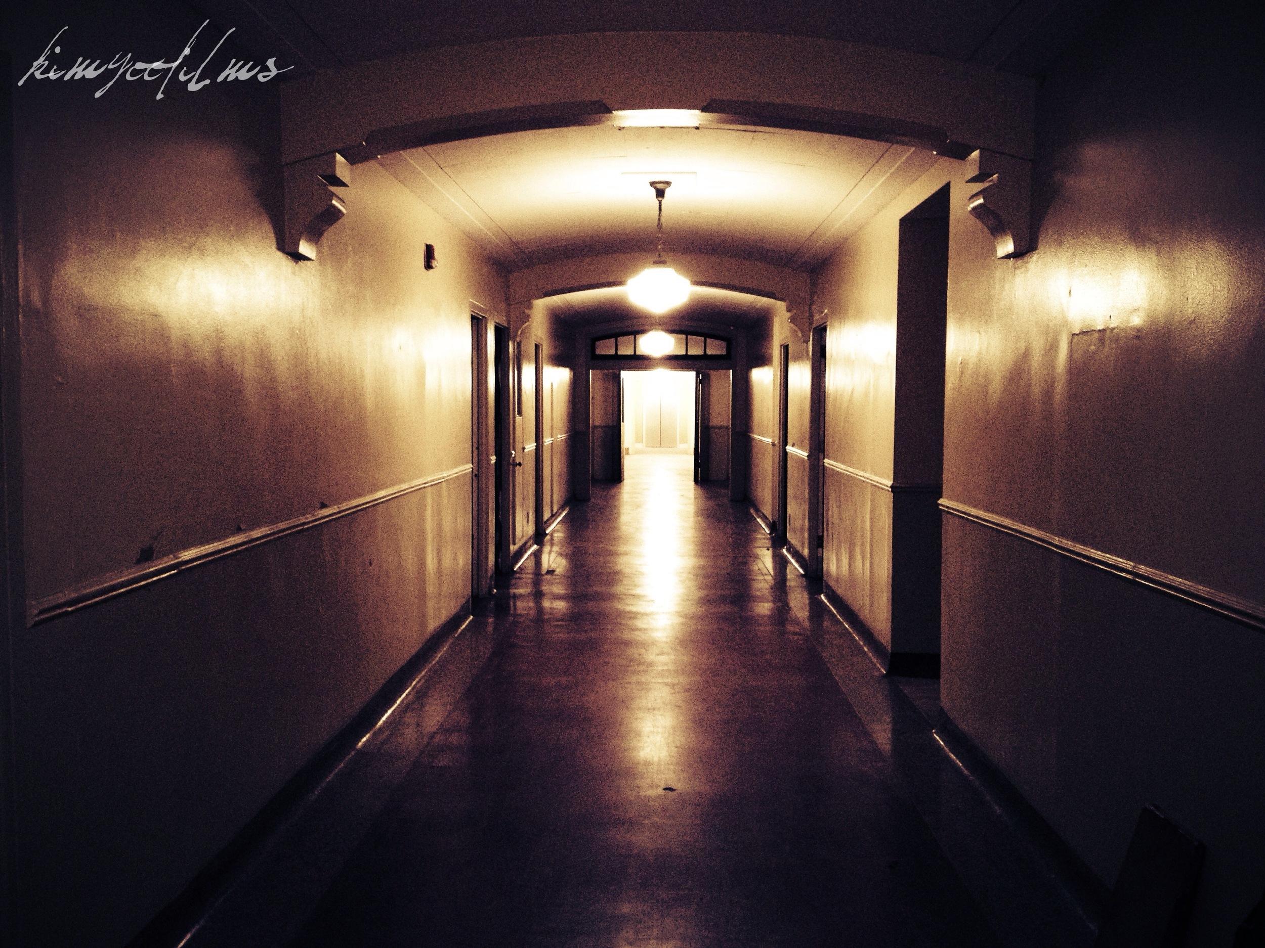 Hallway at Linda Vista Hospital