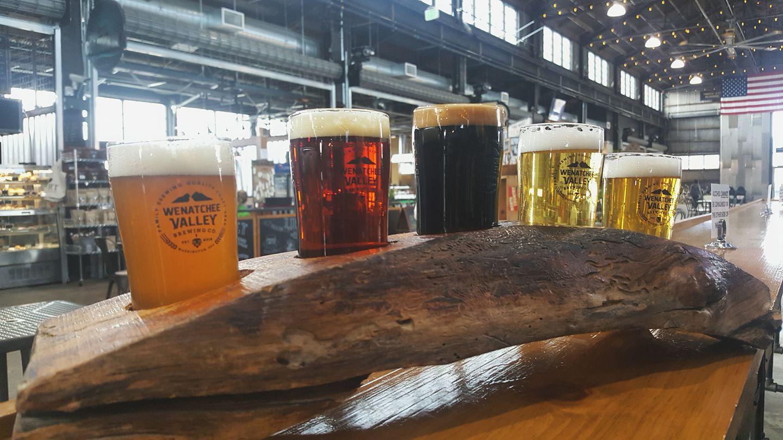 photo credit:  Wenatchee Valley Brewing co
