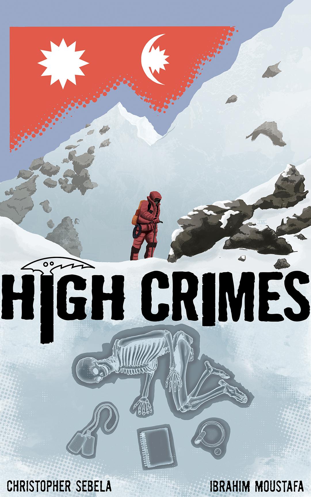 High Crimes #1