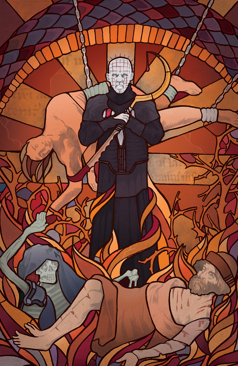 CLIVE BARKER'S HELLRAISER: BESTIARY #6 (of 6)