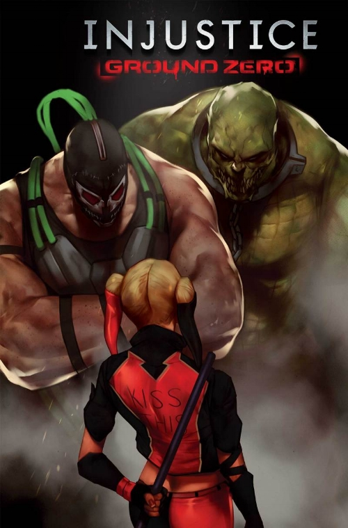 Injustice Ground Zero #4